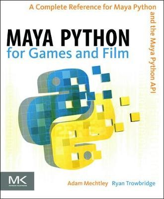 Maya Python for Games and Film - pr_210203