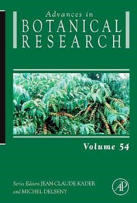 Advances in Botanical Research -