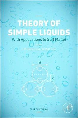 Theory of Simple Liquids -