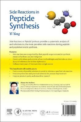 Side Reactions in Peptide Synthesis -
