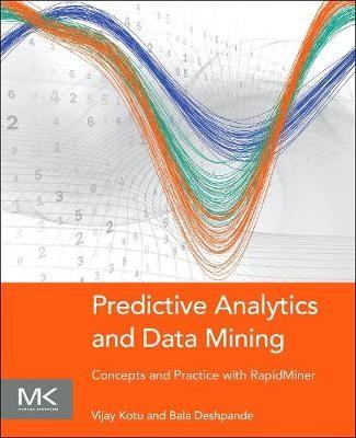 Predictive Analytics and Data Mining -