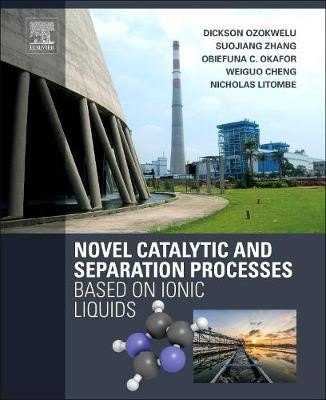 Novel Catalytic and Separation Processes Based on Ionic Liquids - pr_305457
