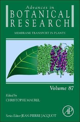 Membrane Transport in Plants -