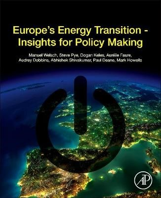 Europe's Energy Transition -