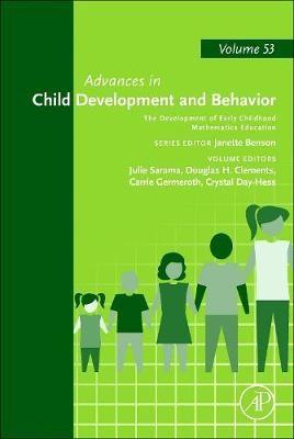 The Development of Early Childhood Mathematics Education - pr_305947