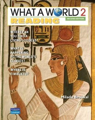 WHAT A WORLD 2 READING     2/E STUDENT BOOK         247796 -