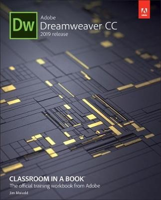 Adobe Dreamweaver CC Classroom in a Book - pr_88612