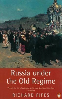 Russia Under the Old Regime -