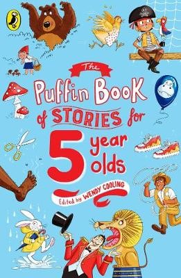The Puffin Book of Stories for Five-year-olds -