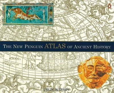 The New Penguin Atlas of Ancient History - pr_60102