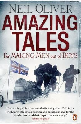 Amazing Tales for Making Men out of Boys - pr_60125