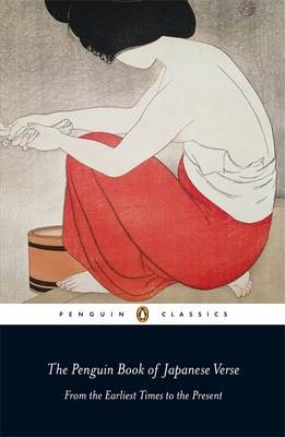 The Penguin Book of Japanese Verse -
