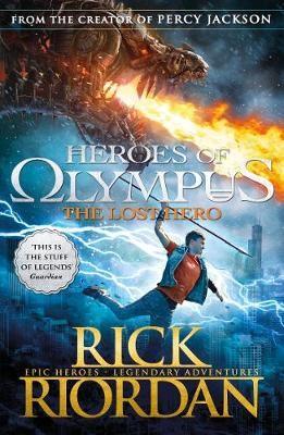 The Lost Hero (Heroes of Olympus Book 1) - pr_151057