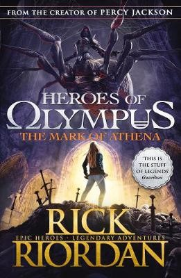 The Mark of Athena (Heroes of Olympus Book 3) - pr_320502