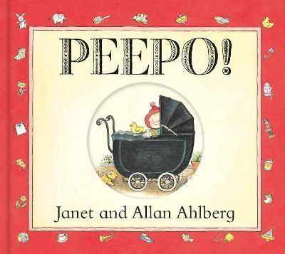 Peepo! (Board Book) - pr_172436