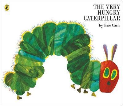 The Very Hungry Caterpillar (Big Board Book) -