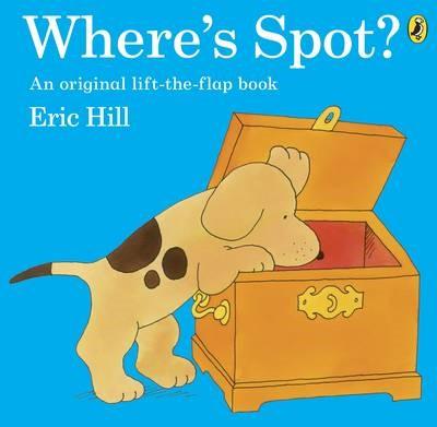 Where's Spot? - pr_168505