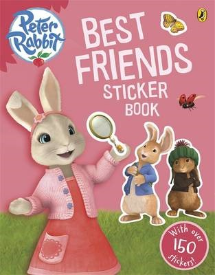 Peter Rabbit Animation: Best Friends Sticker Book - pr_363008