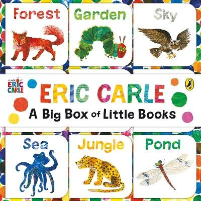 The World of Eric Carle: Big Box of Little Books -