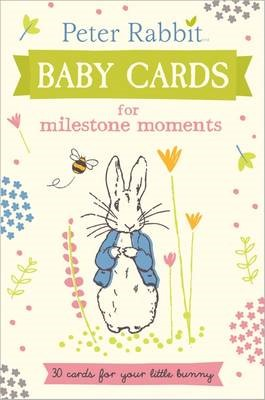 Peter Rabbit Baby Cards: for Milestone Moments - pr_347744
