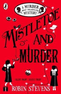 Mistletoe and Murder - pr_128476