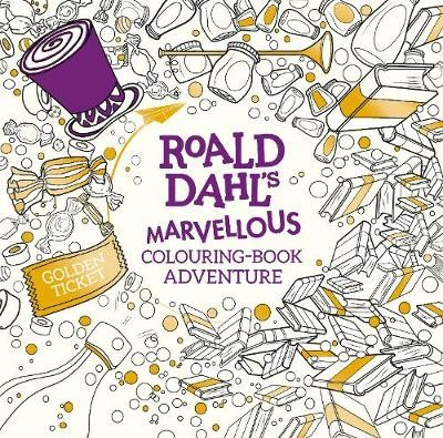 Roald Dahl's Marvellous Colouring-Book Adventure - pr_312490