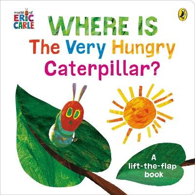 Where is the Very Hungry Caterpillar? -