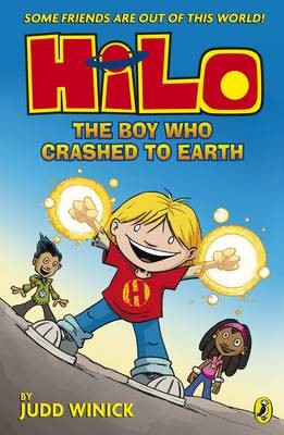 Hilo: The Boy Who Crashed to Earth (Hilo Book 1) - pr_120728