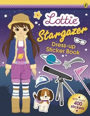 Lottie Dolls: Stargazer Dress-up Sticker Book -