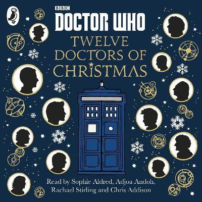 Doctor Who: Twelve Doctors of Christmas - pr_151764