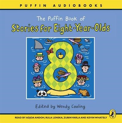 The Puffin Book of Stories for Eight-year-olds -