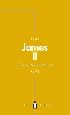 James II (Penguin Monarchs) -