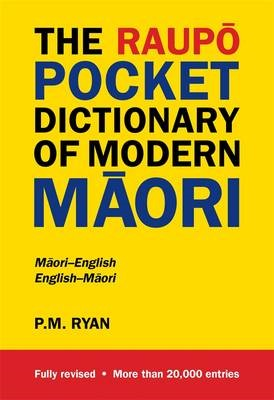 The Raupo Pocket Dictionary of Modern Maori - pr_1869229