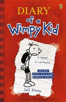 Diary of a Wimpy Kid (BK1) -
