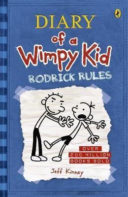 Rodrick Rules: Diary of a Wimpy Kid (BK2) -
