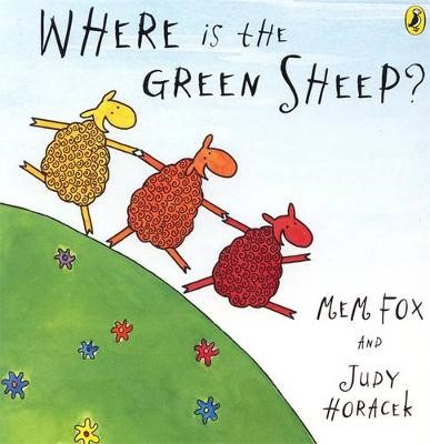 Where Is the Green Sheep? -