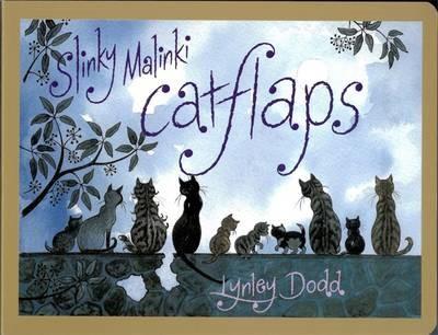 Slinky Malinki Catflaps -