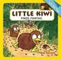 Little Kiwi Finds Fantail -