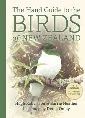 The Hand Guide to the Birds of New Zealand -