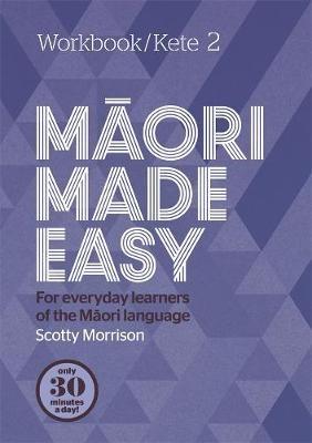 Maori Made Easy Workbook 2/Kete 2 - pr_277243