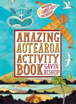Amazing Aotearoa Activity Book -