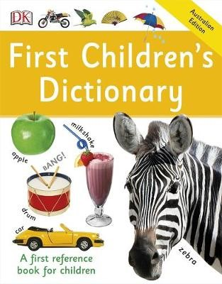 First Children's Dictionary -