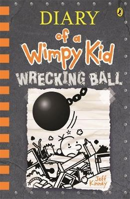 Wrecking Ball: Diary of a Wimpy Kid (14) -