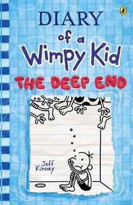 Diary of a Wimpy Kid Book 15: The Deep End - pr_1869318