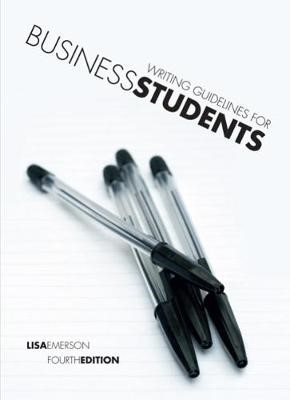 Writing Guidelines for Business Students - pr_313577