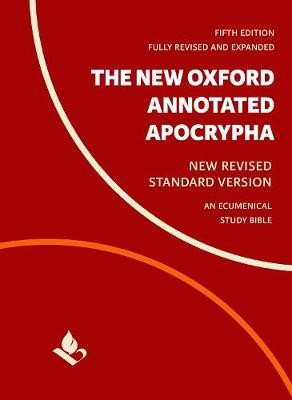 The New Oxford Annotated Apocrypha - pr_78632