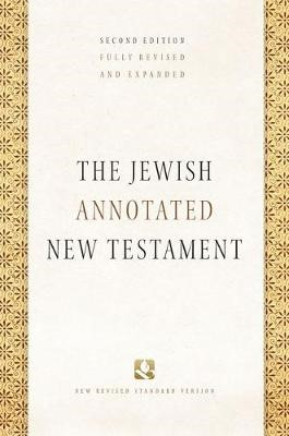 The Jewish Annotated New Testament - pr_406956