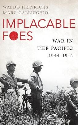Implacable Foes - pr_274827