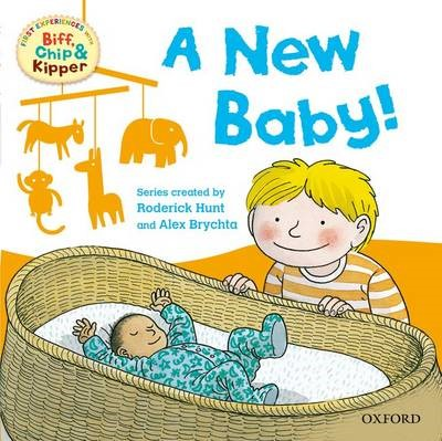 Oxford Reading Tree Read With Biff, Chip, and Kipper: First Experiences: A New Baby! - pr_377377