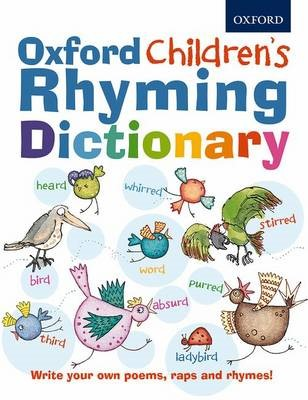 Oxford Children's Rhyming Dictionary -